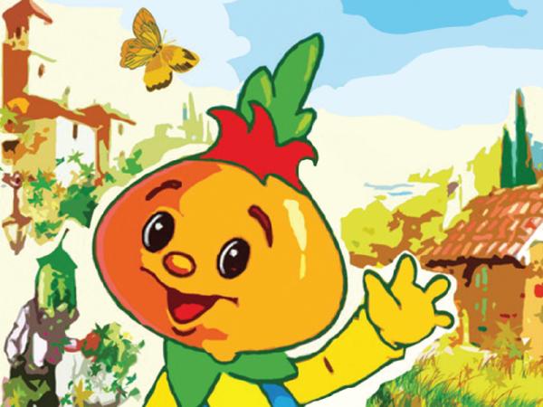 Логотип компании ЧиПоЛЛиНо